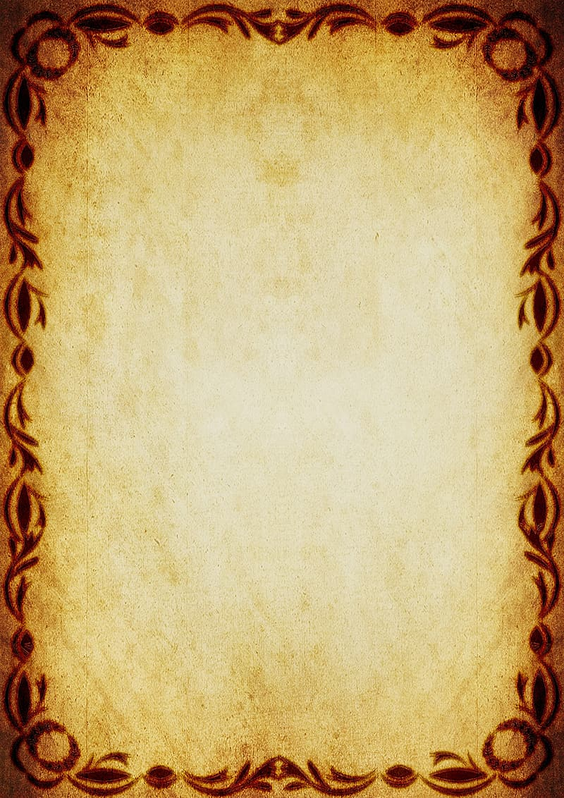 Brown and beige frame