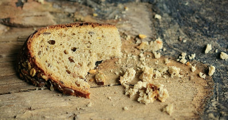 Photo of brown bread