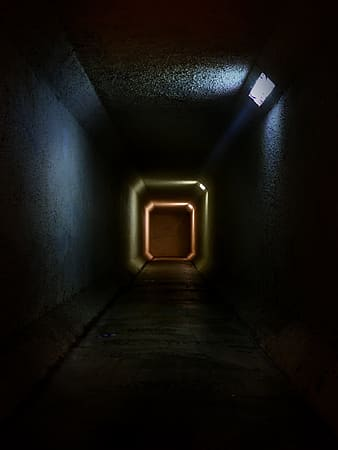 Black tunnel