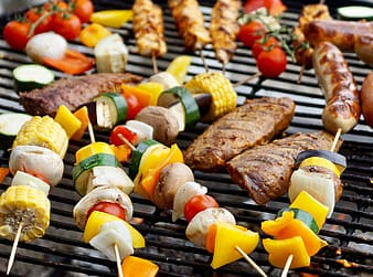 Grilling, From The Tablegrill