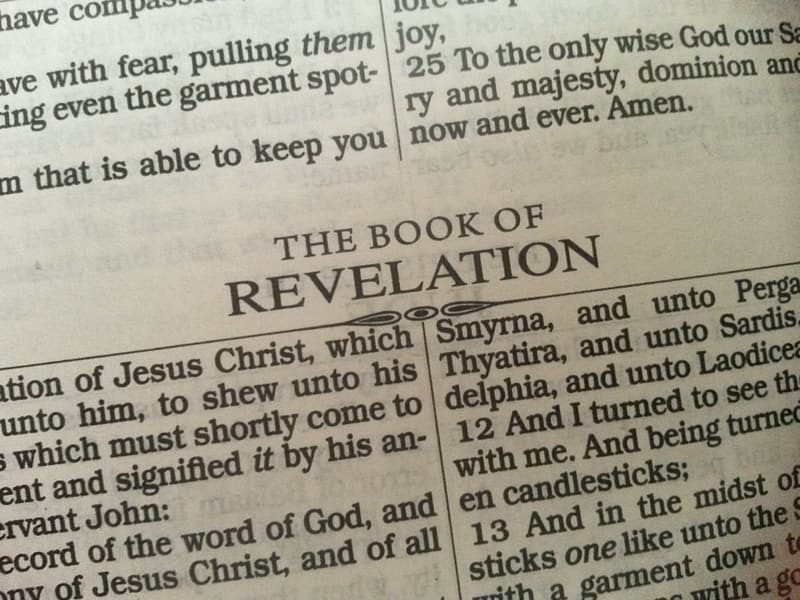 The Book of Revelation page