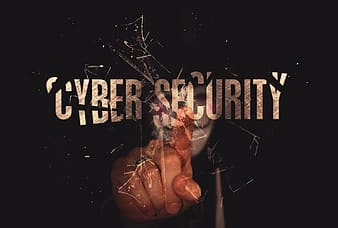 Cyber Security digital wallpaper