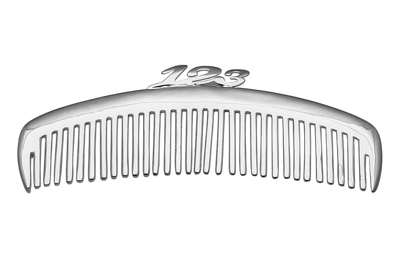 Gray hair comb