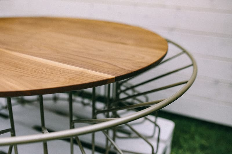 Details of scandi furnitures