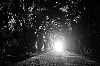 Tunnel during daytime