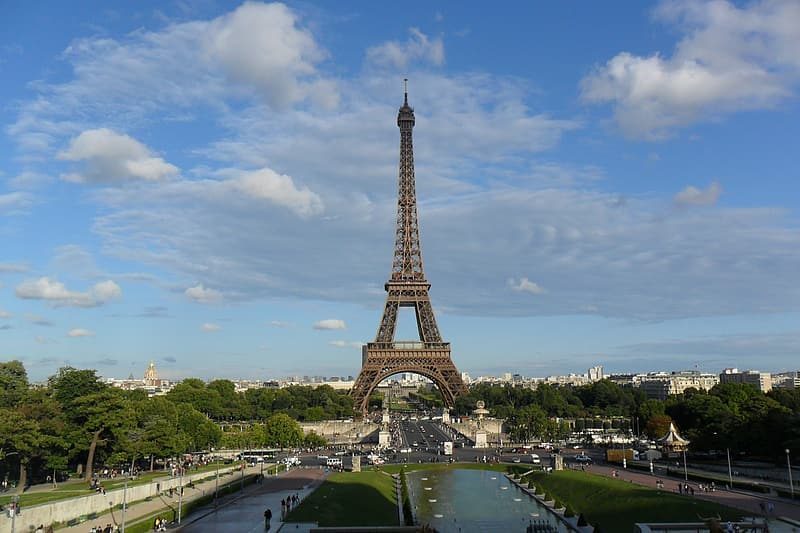 Photo of Eiffel Tower Paris
