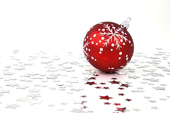 Photography of Christmas Bauble