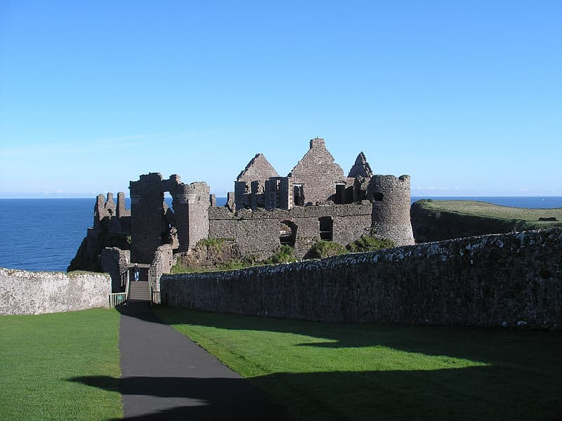 Gray castle during daytime