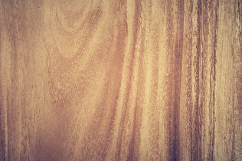 Brown wooden surface with white textile