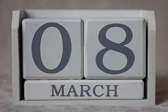 March 08