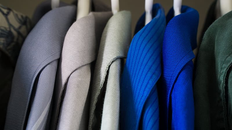 Assorted collared tops