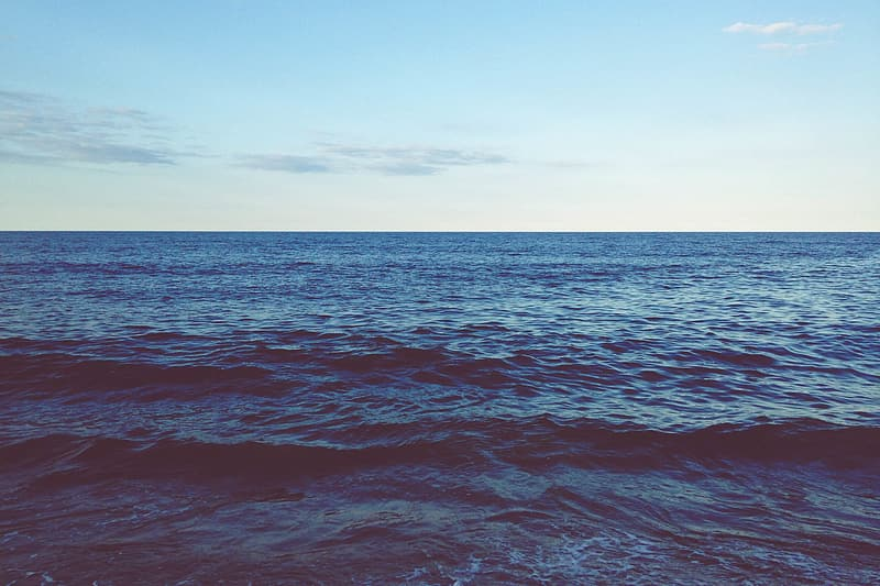 Body of water during daytime