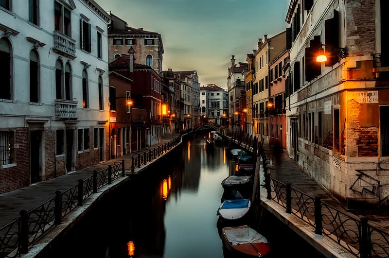 Vince canal