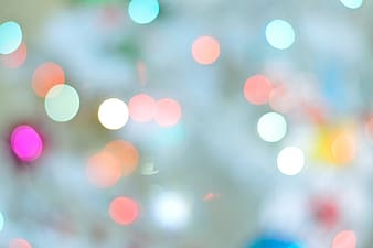 untitled, bokeh, brightness, light, blaze, background, design, blue, night, decoration