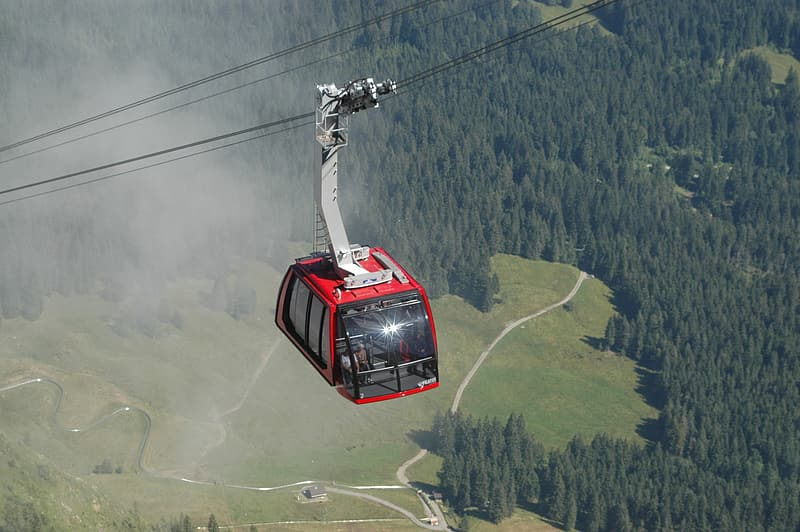 Cable Car, Transport