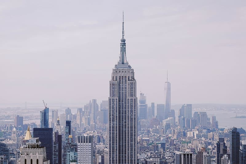 Photo of Empire State Building, New York