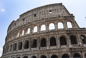 Photography of Colosseum, Rome