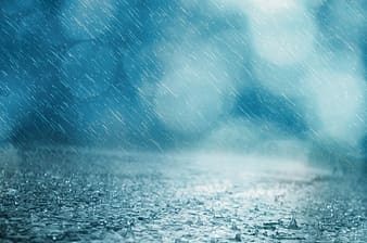 untitled, rain, background, drop, weather, water, storm, shower, falling, pond