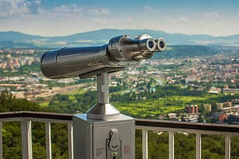 Selective photography of telescope