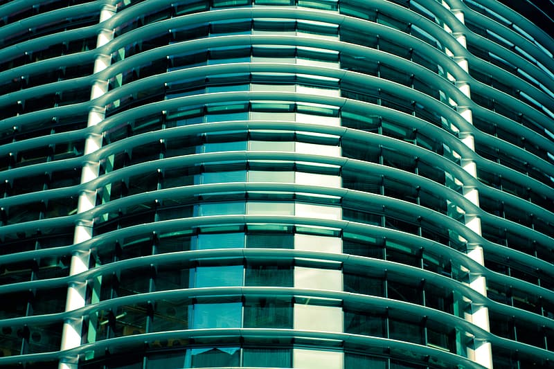 Exterior shot of the Walbrook Building in London, England. Image captured with a Canon DSLR