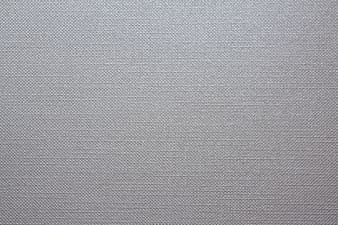 Gray and white striped textile