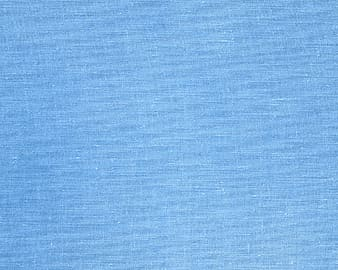 Blue textile with white line