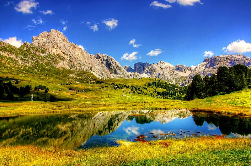 Landscape photography of mountain ranges