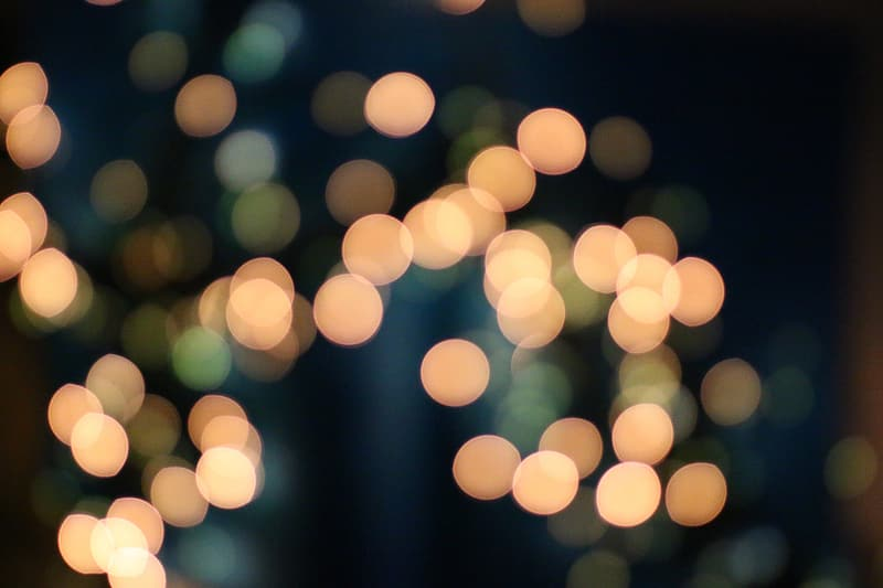 Untitled, bokeh, blur, background, texture, decoration, defocused, night, abstract, backgrounds