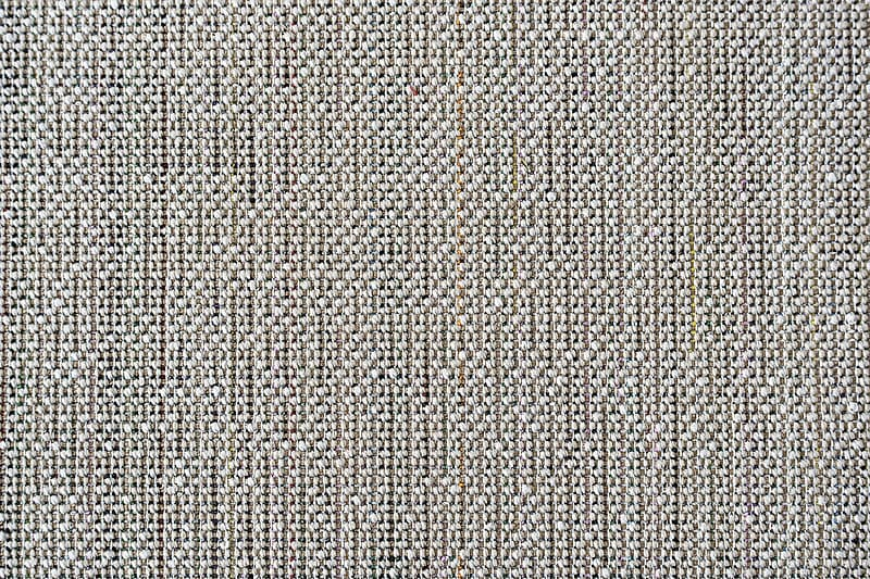 Gray and black knit textile