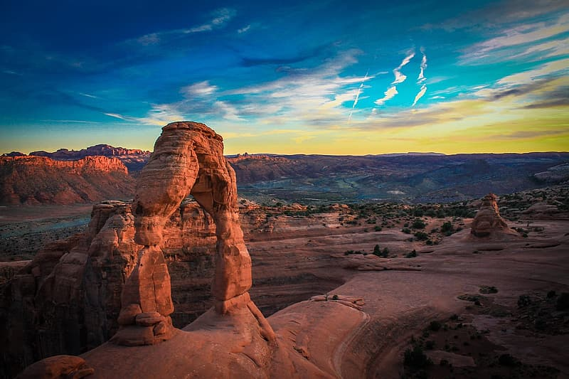 Arches National Park, Arizona, USA