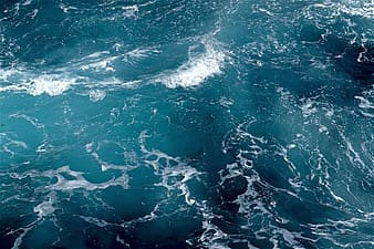 Photography of Ocean waves