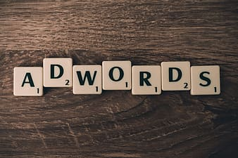 Adwords scrabbles