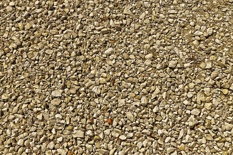 Brown and gray stones on ground