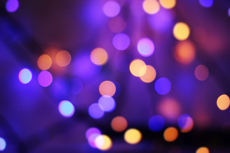 Photo of assorted-color of bokeh lights