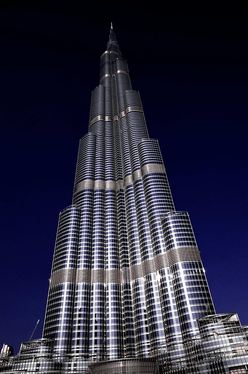 Burj Khalifa tower