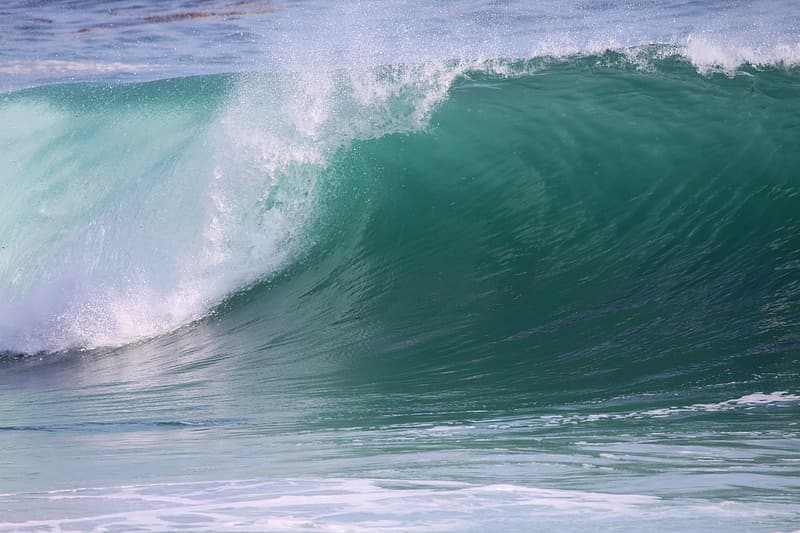 Tidal waves of body of water