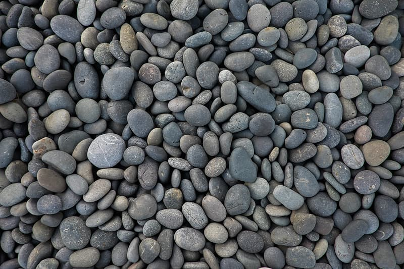 Concrete stone lot