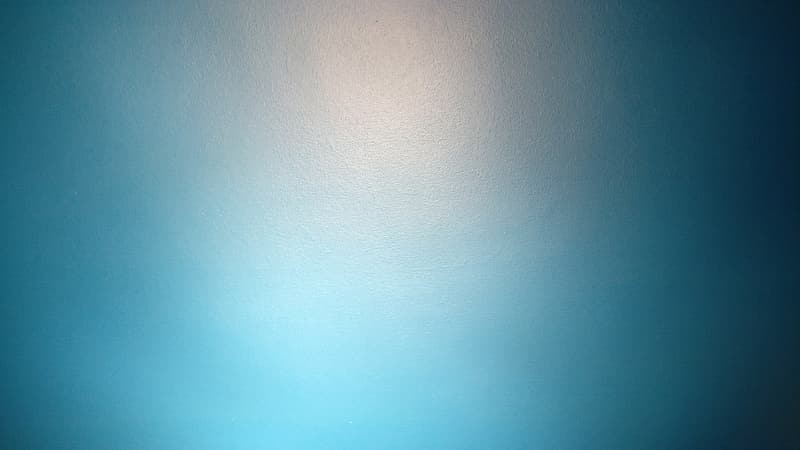 Untitled, wall, light, course, color, blue, turquoise, background, spot, backgrounds