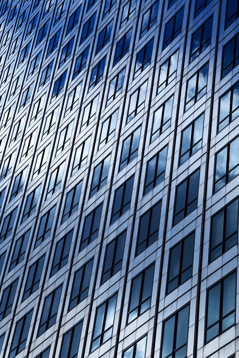 Untitled, abstract, architecture, background, blue, building, business, city, construction, design