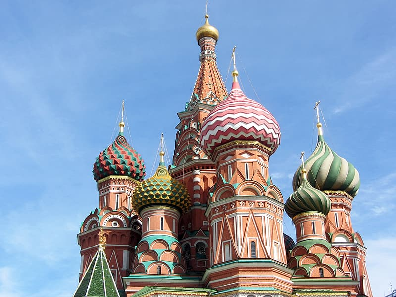 Basil Cathedral, Moscow