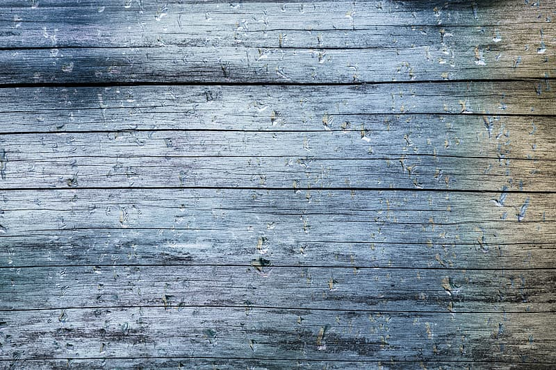 Gray wooden plank