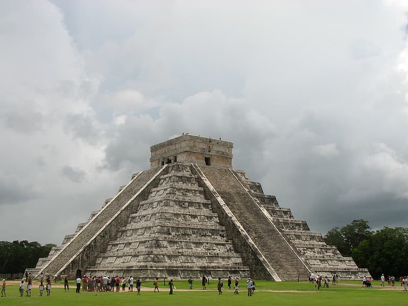 Chichen Itza at Mexico