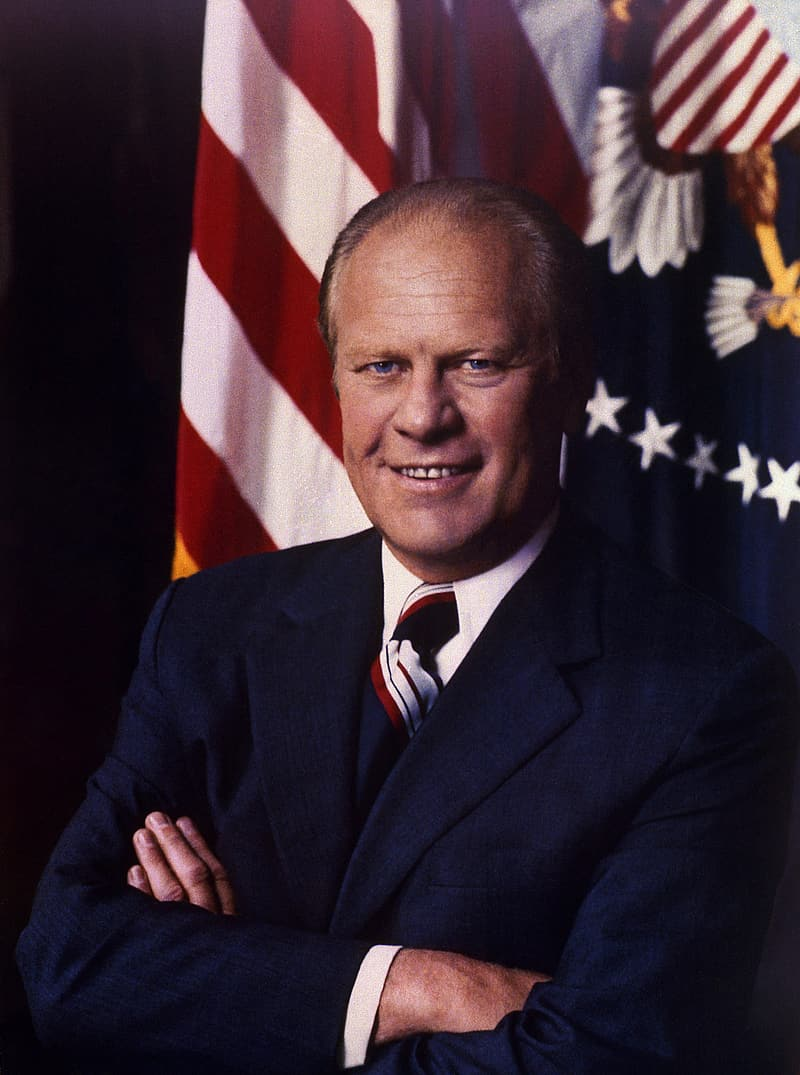 Gerald Ford Photo | Pikrepo