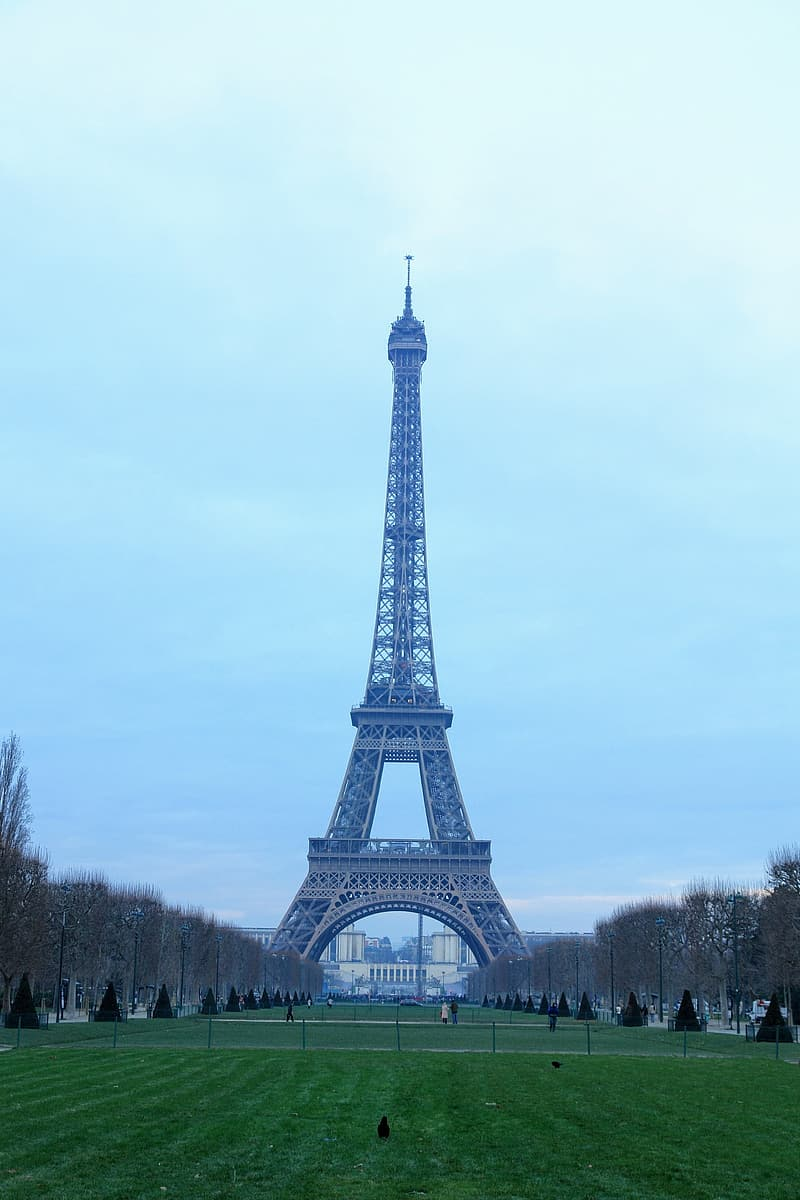 Eiffel tower at Paris, France during daytime