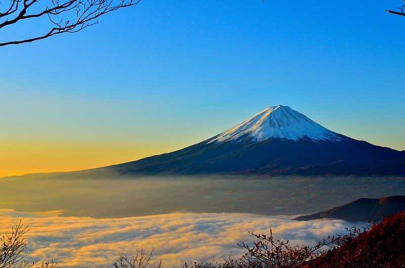 Photo of Mount Fuji Japan during day time