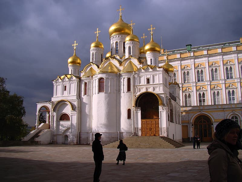 Cathedral Of The Annunciation, Dome