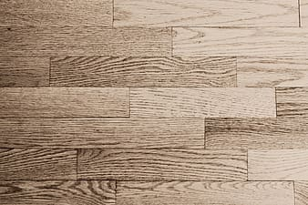 Photo of brown parquet flooring