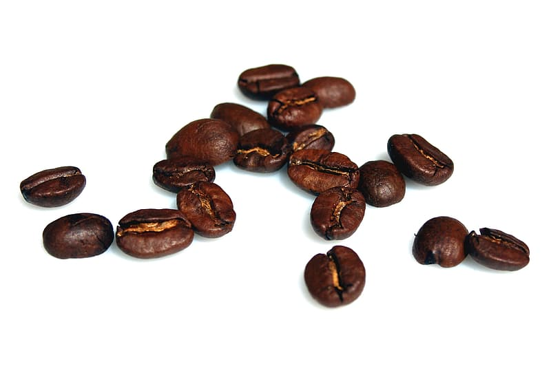 Photo of brown coffee beans