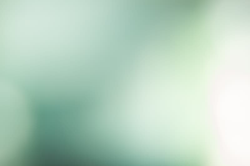 Green and white light digital wallpaper