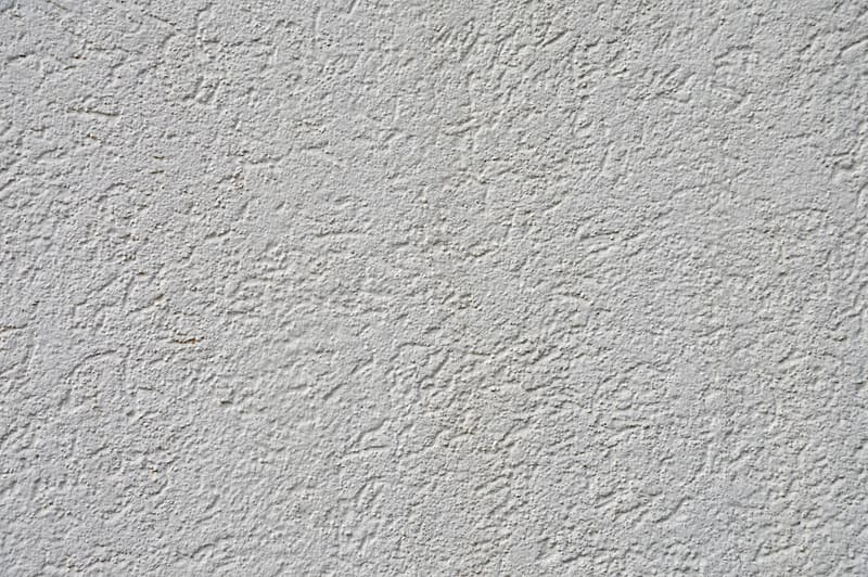 White concrete wall with white paint